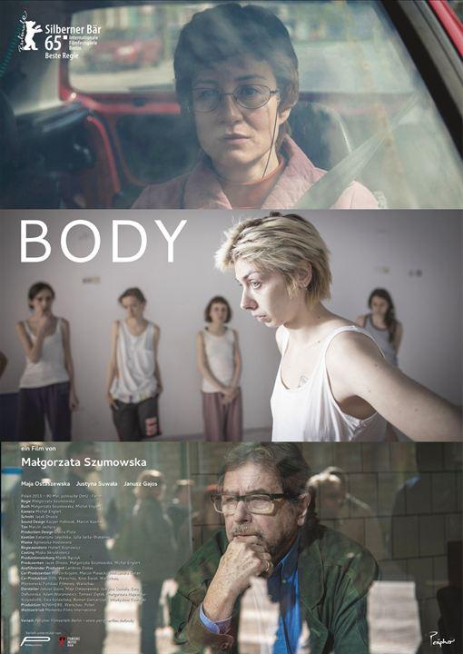Body : Kinoposter