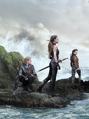 The Shannara Chronicles : Bild Austin Butler, Ivana Baquero, Poppy Drayton