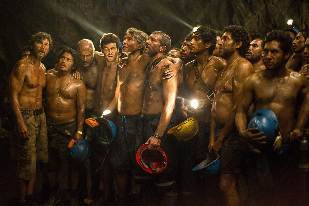69 Tage Hoffnung : Bild Alejandro Goic, Antonio Banderas, Jacob Vargas, Lou Diamond Phillips, Marco Treviño