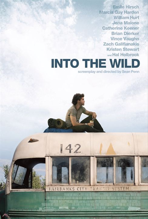 Into the Wild : Kinoposter
