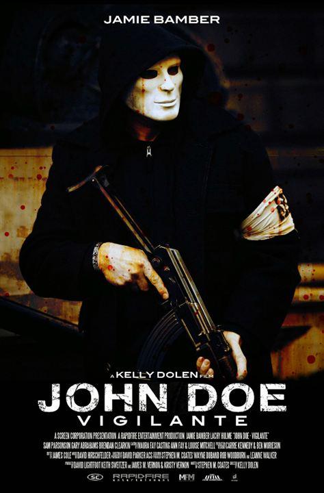 John Doe: Vigilante : Kinoposter