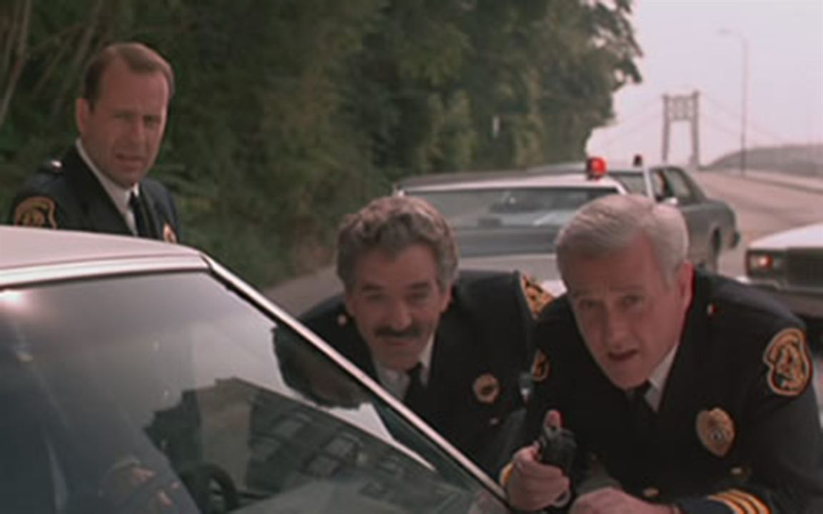 Tödliche Nähe : Bild Bruce Willis, Dennis Farina