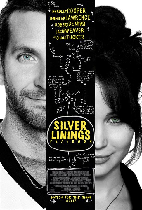 Silver Linings : Kinoposter