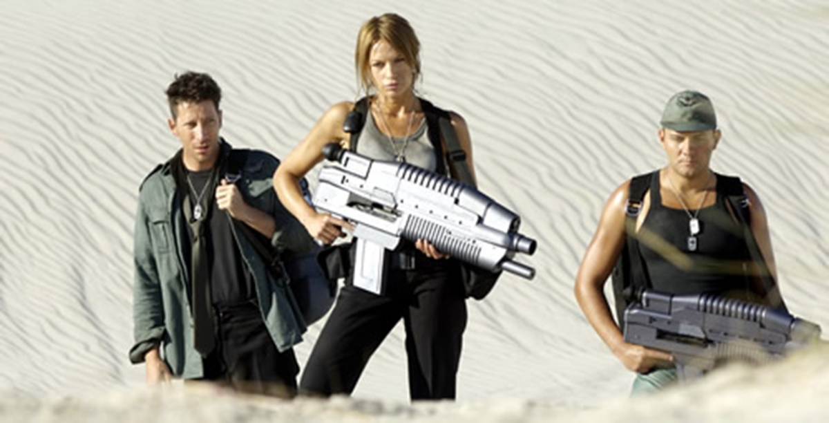 Bild zu Jolene Blalock - Starship Troopers 3: Marauder