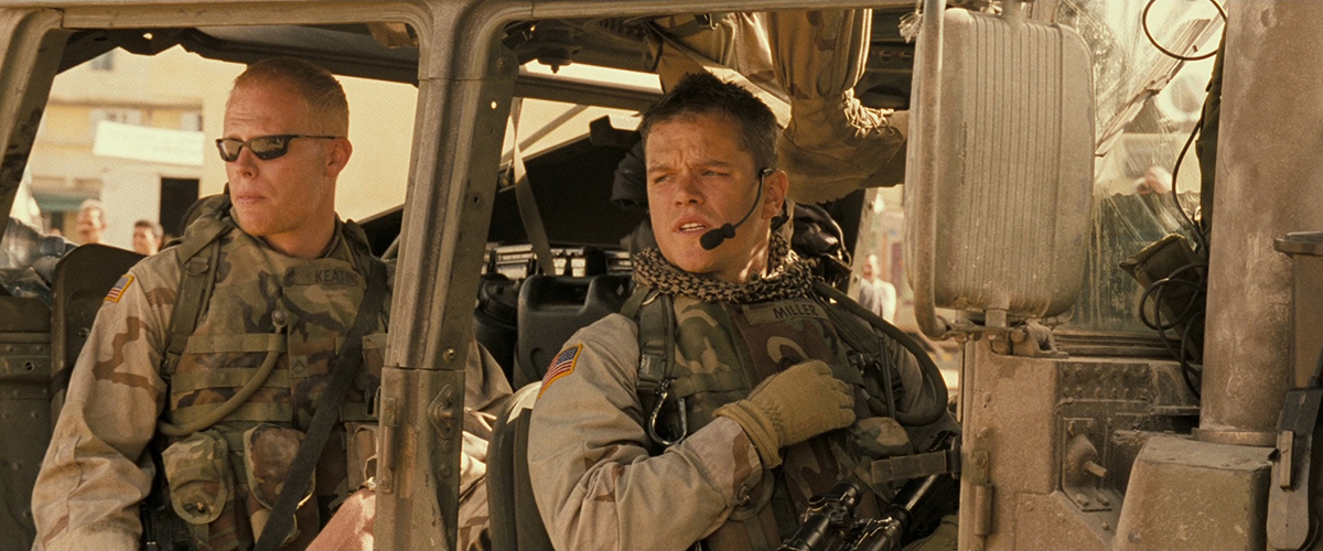 Green Zone : Bild Matt Damon