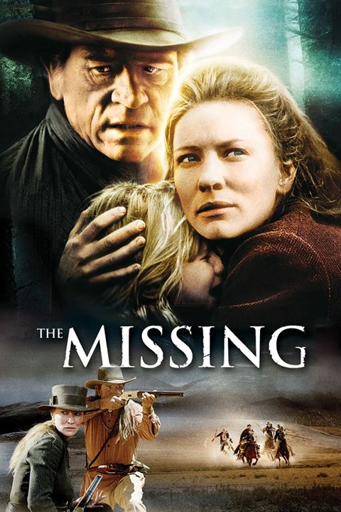 The Missing : Kinoposter