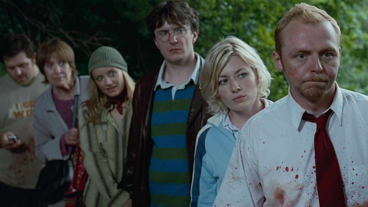 Shaun of the Dead : Bild Nick Frost