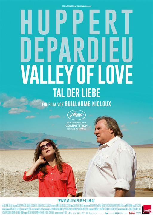 Valley Of Love - Tal der Liebe : Kinoposter