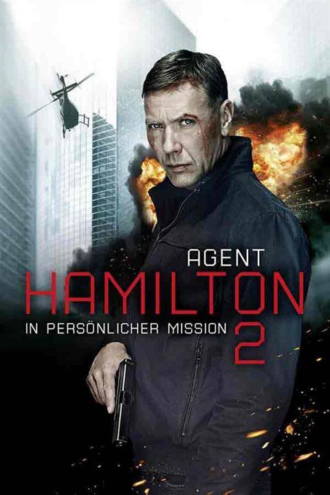 Agent Hamilton 2 - In persönlicher Mission : Kinoposter