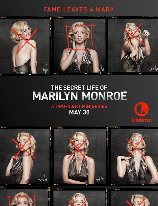 The Secret Life of Marilyn Monroe : Kinoposter