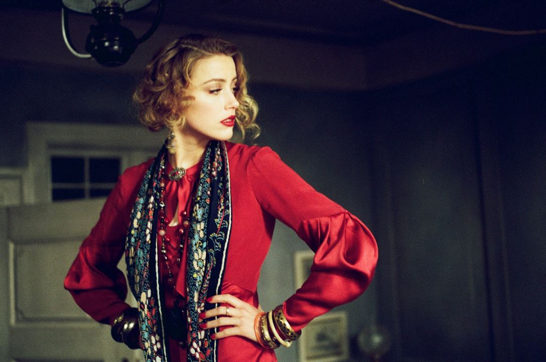 The Danish Girl : Bild Amber Heard