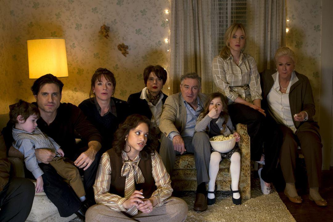 Joy - Alles außer gewöhnlich : Bild Dascha Polanco, Diane Ladd, Édgar Ramírez, Elisabeth Röhm, Isabella Rossellini