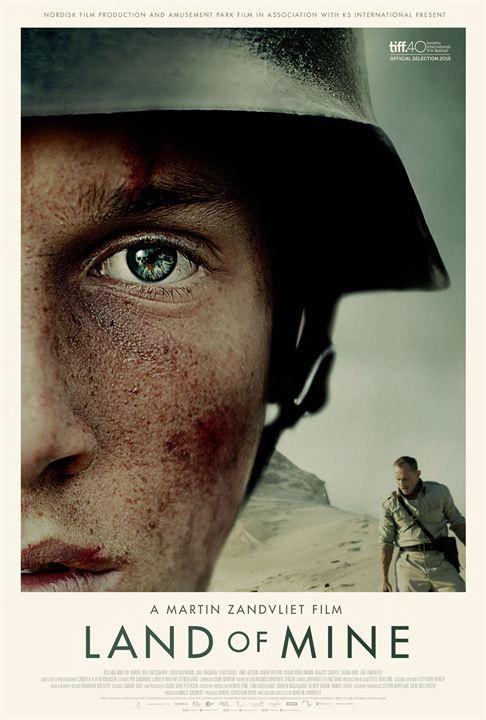 Unter dem Sand - Das Versprechen der Freiheit : Kinoposter