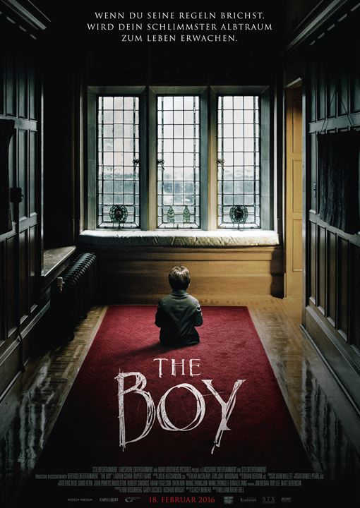 The Boy : Kinoposter