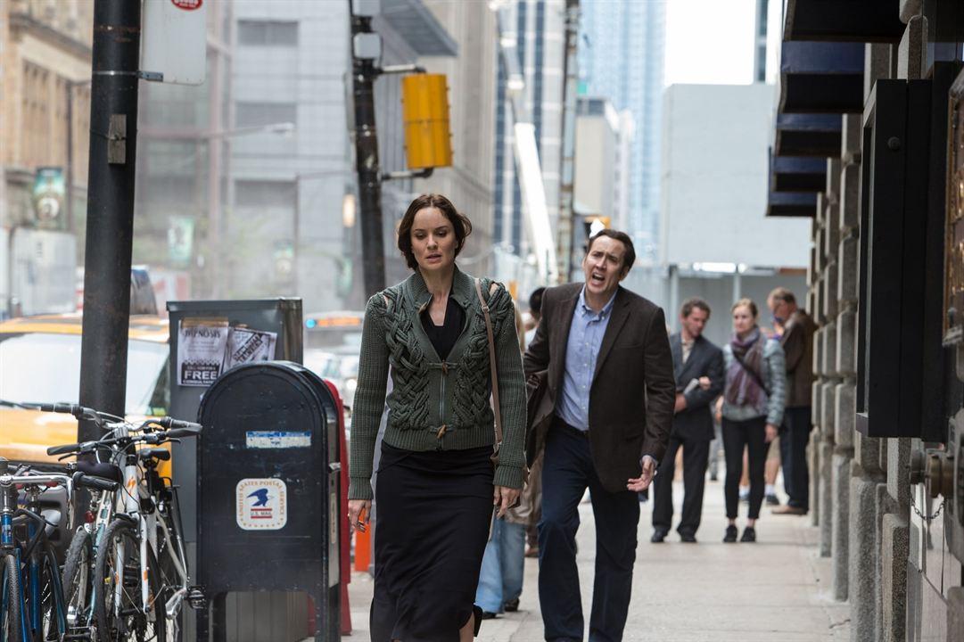 Pay The Ghost : Bild Nicolas Cage, Sarah Wayne Callies