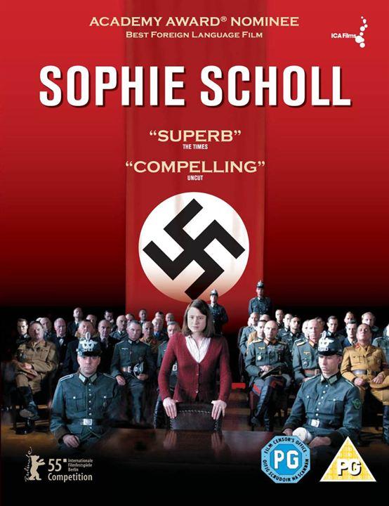 Sophie Scholl - Die letzten Tage : Kinoposter