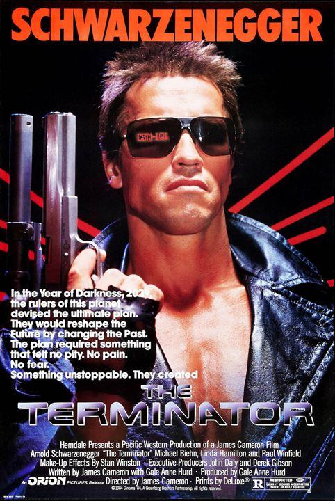 Terminator : Kinoposter