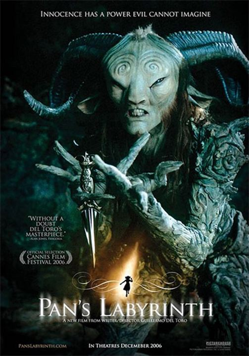 Pans Labyrinth : Kinoposter