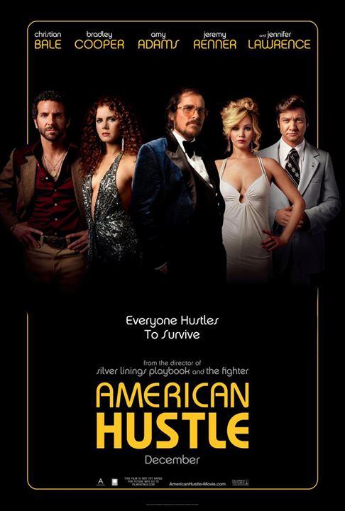 American Hustle : Kinoposter
