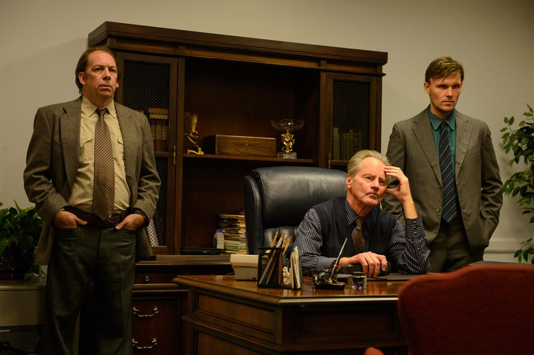 Midnight Special : Bild Bill Camp, Sam Shepard, Scott Haze