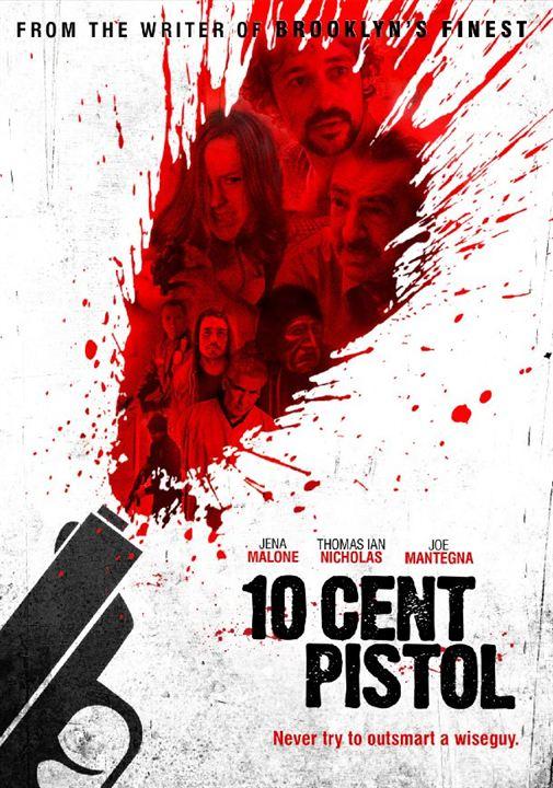 10 Cent Pistol : Kinoposter