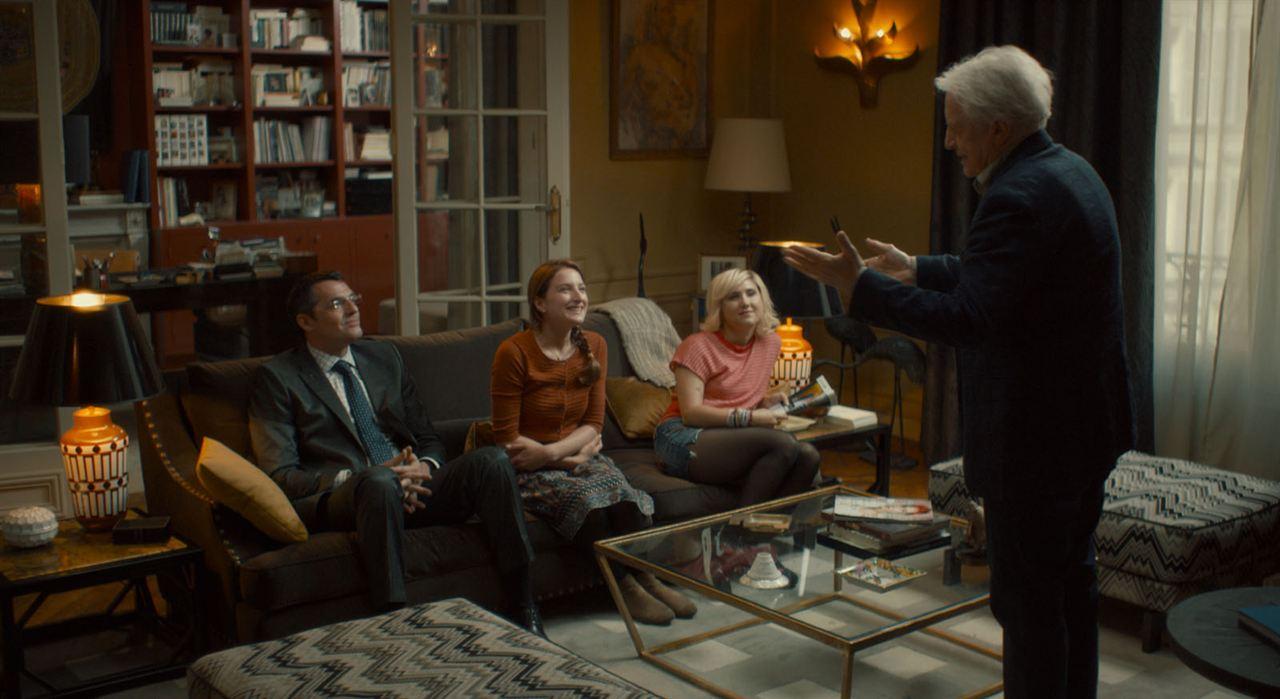 Gemeinsam wohnt man besser : Bild André Dussollier, Arnaud Ducret, Bérengère Krief, Julia Piaton