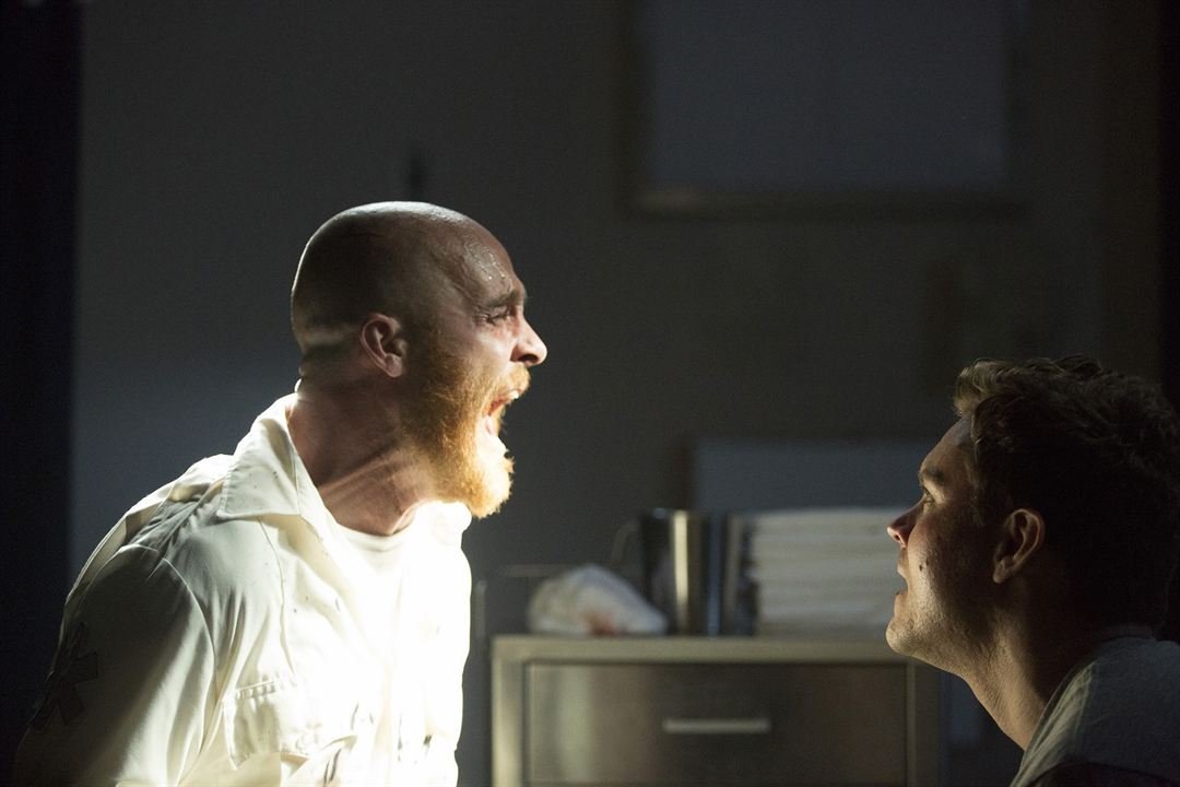 The Sickroom : Bild Clayne Crawford, Ethan Embry