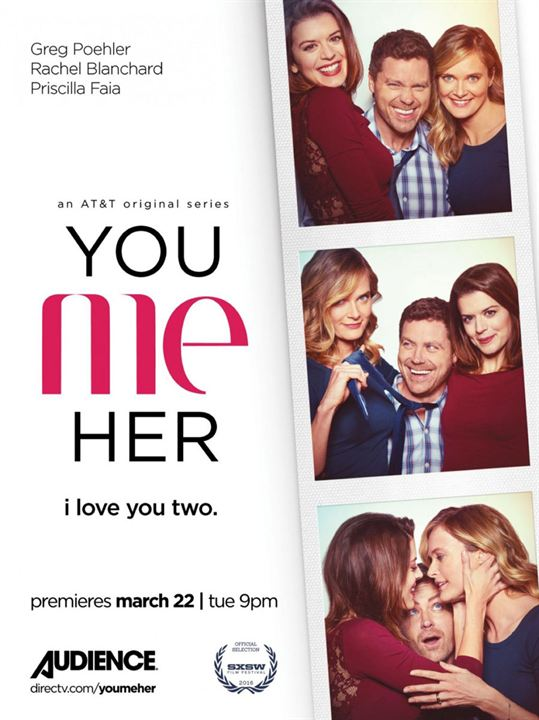 You Me Her : Kinoposter