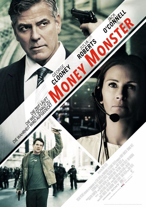 Money Monster : Kinoposter