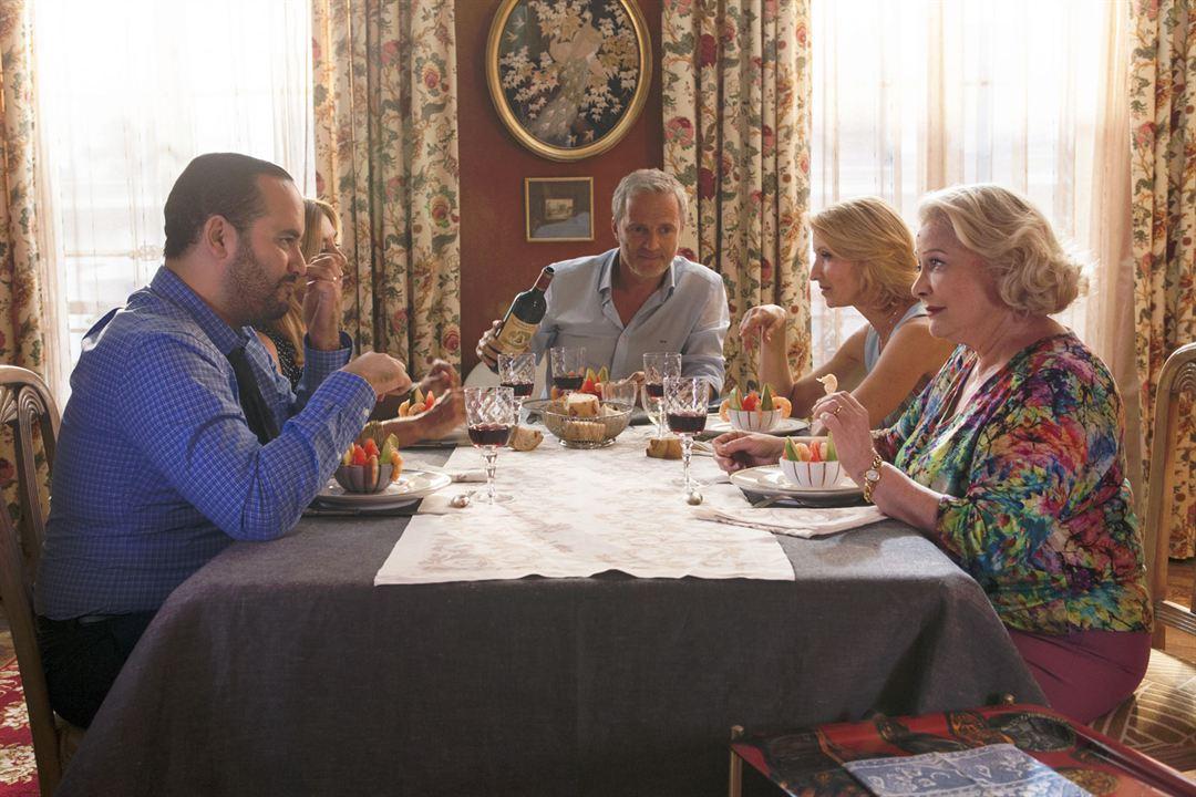 Willkommen im Hotel Mama : Bild Alexandra Lamy, Jérôme Commandeur, Josiane Balasko, Mathilde Seigner, Philippe Lefebvre