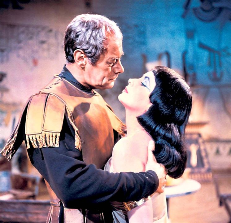 Cleopatra : Bild Elizabeth Taylor
