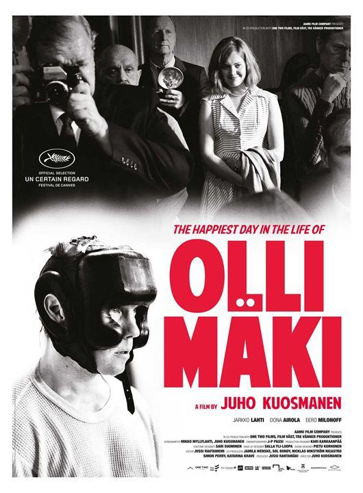 Der glücklichste Tag im Leben des Olli Mäki : Kinoposter