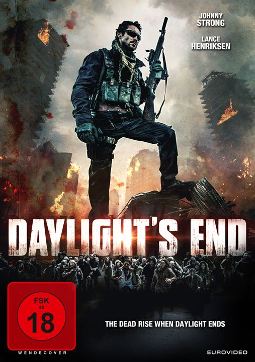 Daylight's End : Kinoposter