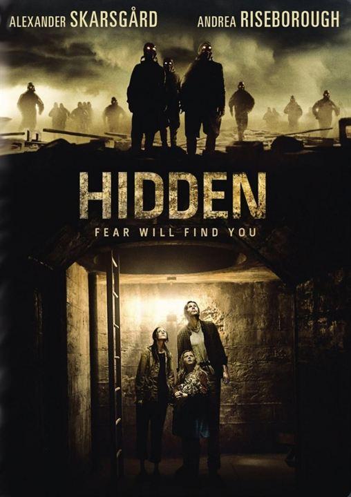 Hidden - Die Angst holt dich ein : Kinoposter