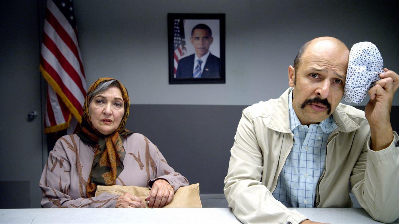 Jimmy Vestvood - Amerikan Hero : Bild Maz Jobrani, Vida Ghahremani