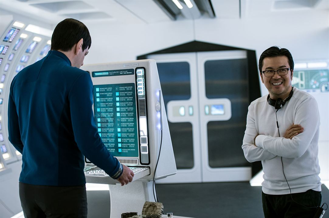 Star Trek Beyond : Bild Justin Lin