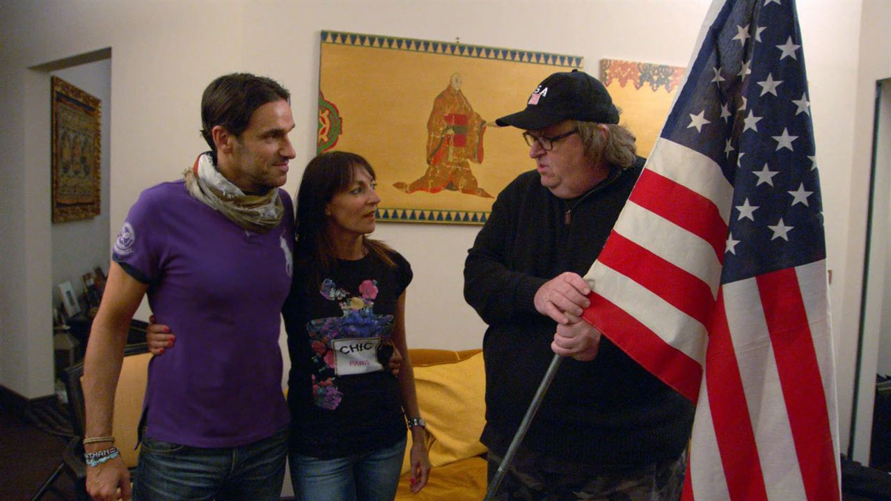 Where To Invade Next : Bild Michael Moore