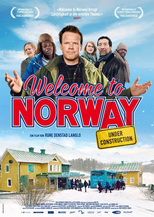 Welcome To Norway : Kinoposter