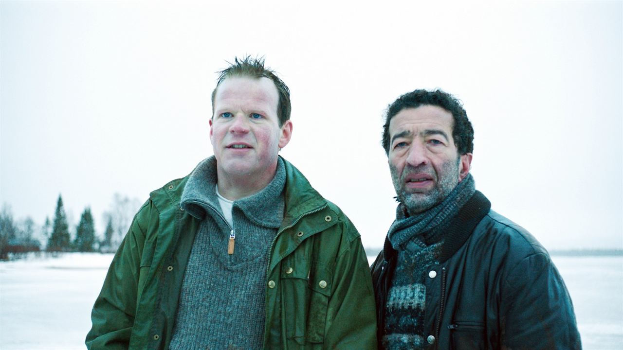 Welcome To Norway : Bild Anders Baasmo Christiansen, Slimane Dazi
