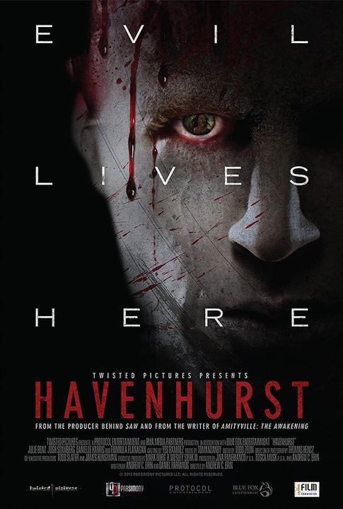 Havenhurst : Kinoposter