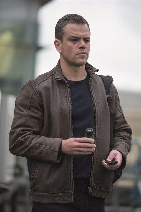 Jason Bourne : Bild Matt Damon