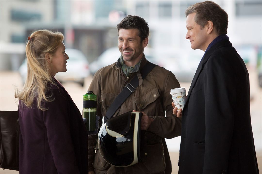 Bild Zu Patrick Dempsey Bridget Jones Baby Bild Colin Firth