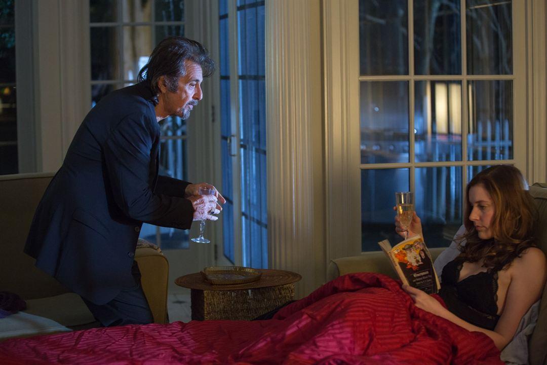 Der letzte Akt : Bild Al Pacino, Greta Gerwig