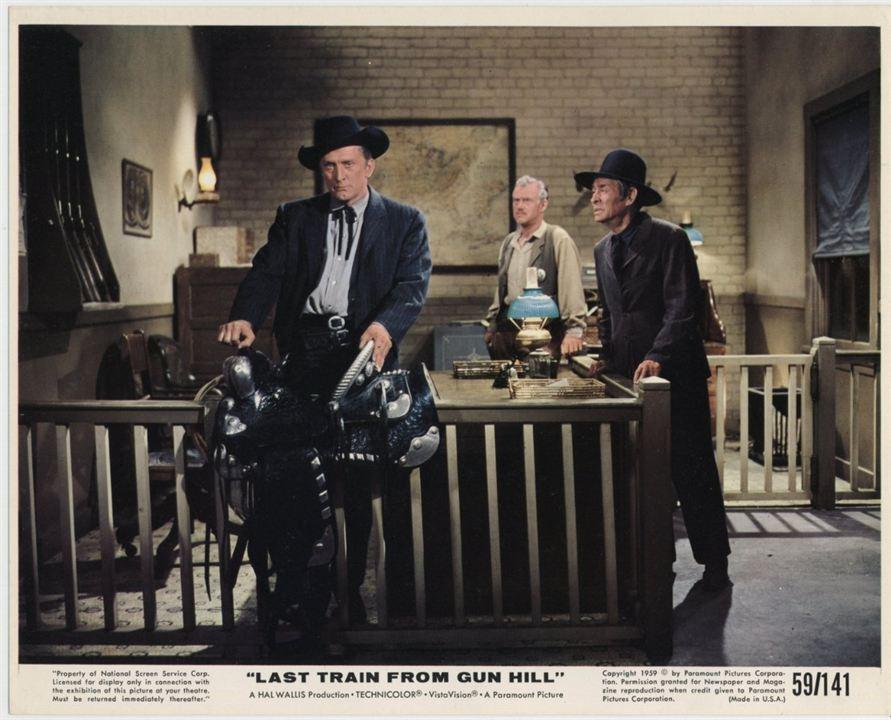 Der Letzte Zug von Gun Hill : Bild