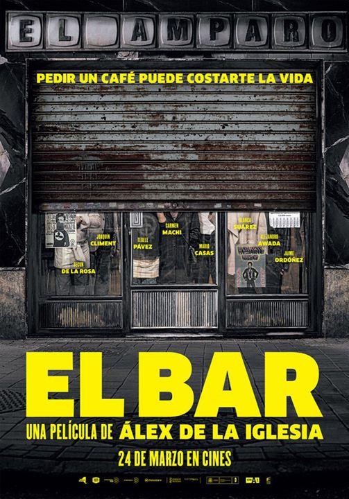 El Bar - Frühstück mit Leiche