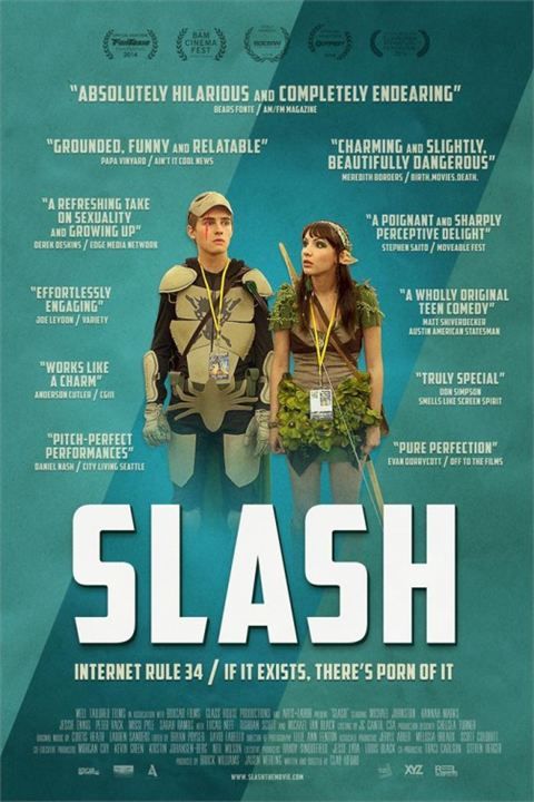 Slash : Kinoposter
