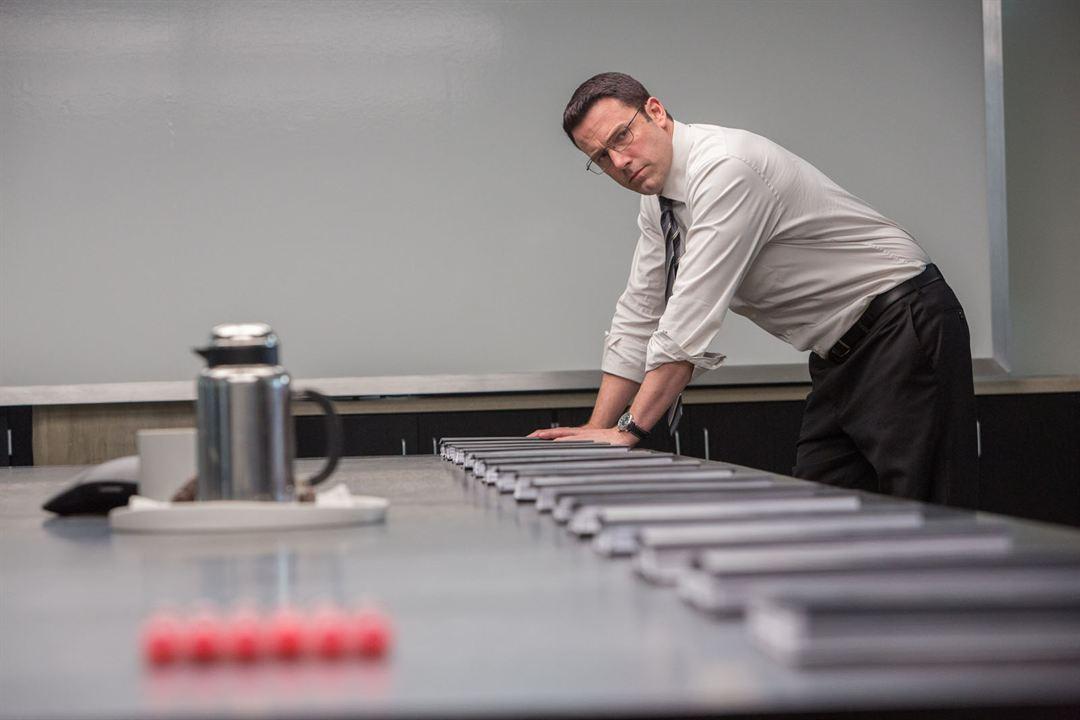 The Accountant : Bild Ben Affleck
