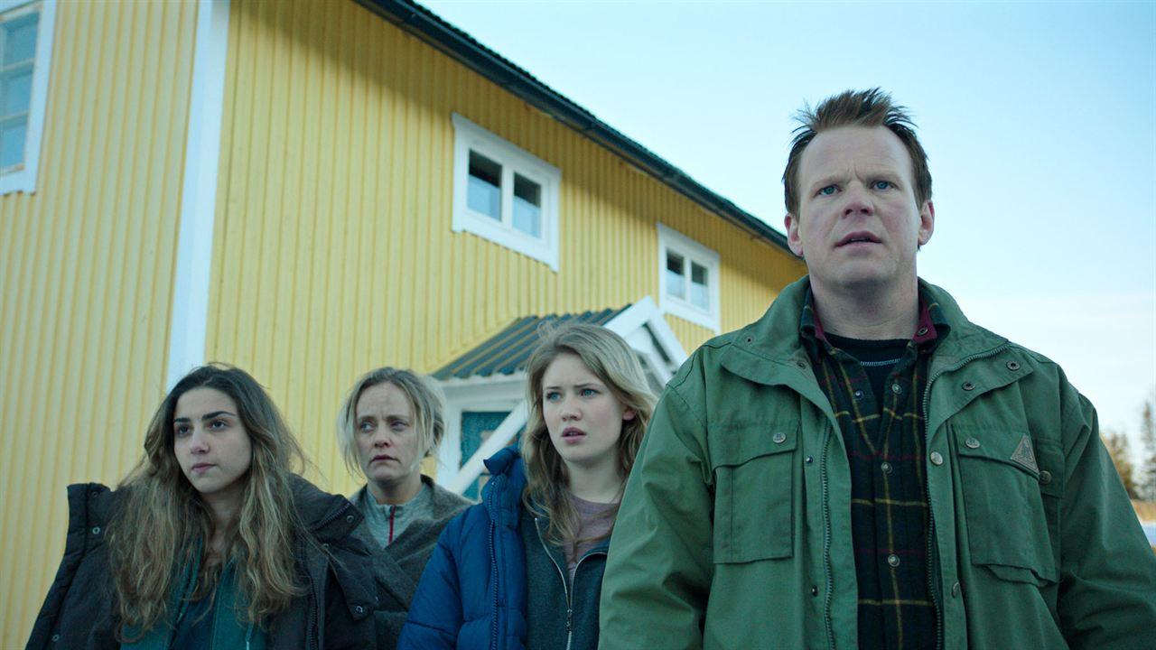 Welcome To Norway : Bild Anders Baasmo Christiansen, Elisar Sayegh, Henriette Steenstrup, Nini Bakke Kristiansen