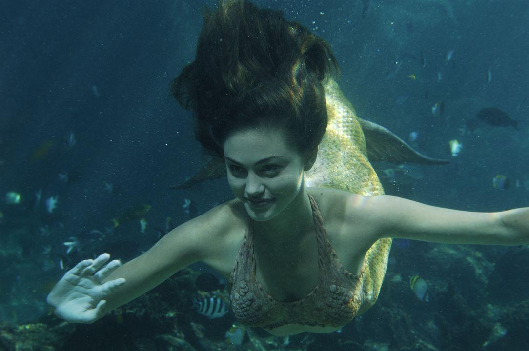 H2O - Plötzlich Meerjungfrau: Der Spielfilm zur 2. Staffel : Bild Phoebe Tonkin