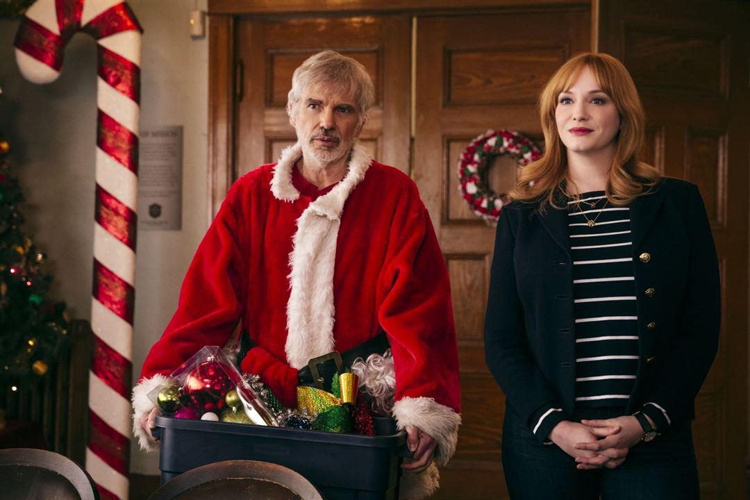 Bad Santa 2 : Bild Billy Bob Thornton, Christina Hendricks
